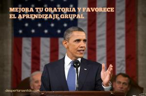 Obama. Gran orador